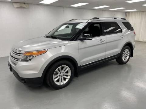 2014 Ford Explorer for sale at Kerns Ford Lincoln in Celina OH