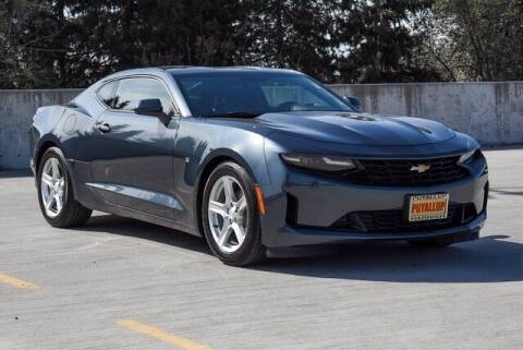 2019 Chevrolet Camaro for sale at Chevrolet Buick GMC of Puyallup in Puyallup WA