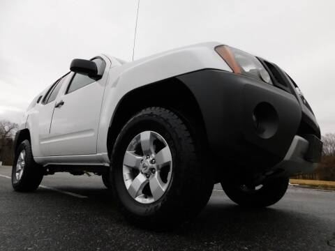 2010 Nissan Xterra for sale at Used Cars For Sale in Kernersville NC