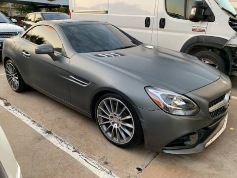 2017 Mercedes-Benz SLC for sale at Excellence Auto Direct in Euless TX