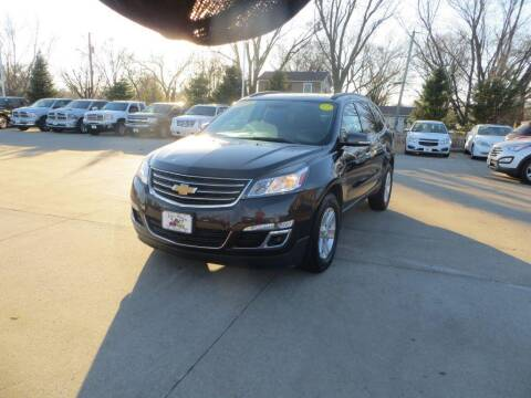 2013 Chevrolet Traverse for sale at Aztec Motors in Des Moines IA