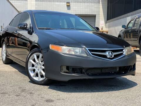 2006 Acura TSX for sale at Illinois Auto Sales in Paterson NJ
