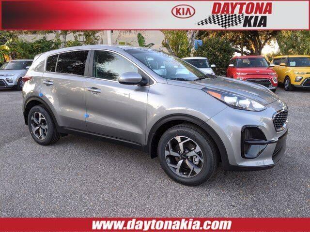 2021 Kia Sportage for sale in Daytona Beach, FL