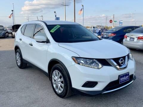 2016 Nissan Rogue for sale at Stanley Automotive Finance Enterprise - STANLEY DIRECT AUTO in Mesquite TX