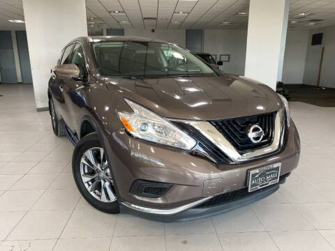 2017 Nissan Murano for sale at Auto Mall of Springfield in Springfield IL