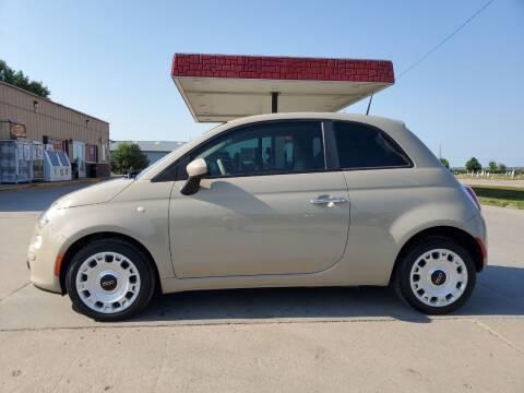 2012 FIAT 500 for sale at Dakota Auto Inc. in Dakota City NE