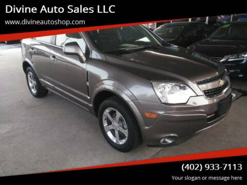 2012 Chevrolet Captiva Sport for sale at Divine Auto Sales LLC in Omaha NE