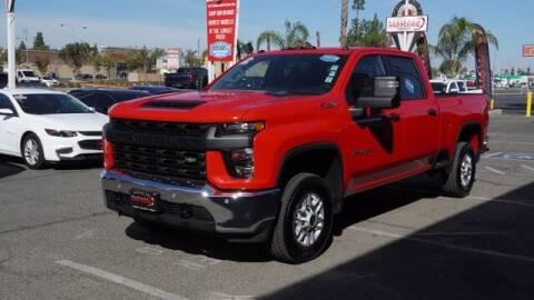 2020 Chevrolet Silverado 2500HD for sale at Choice Motors in Merced CA