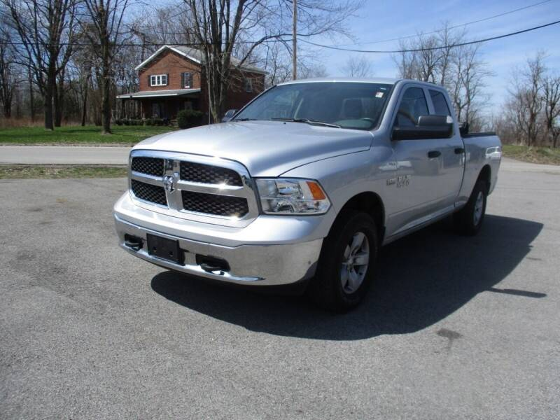2017 RAM Ram Pickup 1500 for sale at SUMMIT TRUCK & AUTO INC in Akron NY