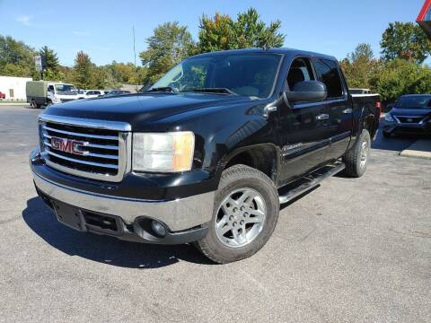 2008 GMC Sierra 1500 for sale at Cruisin' Auto Sales in Madison IN