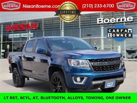 2020 Chevrolet Colorado for sale at Nissan of Boerne in Boerne TX