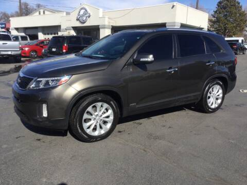 2015 Kia Sorento for sale at Beutler Auto Sales in Clearfield UT