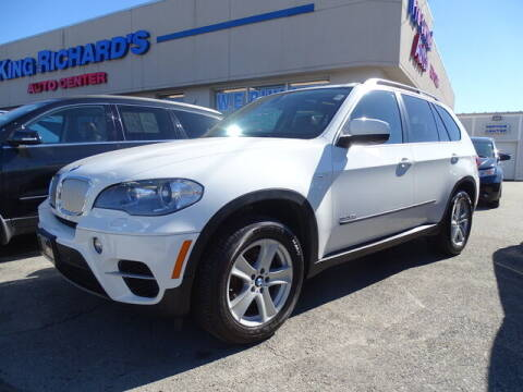 2013 BMW X5 for sale at KING RICHARDS AUTO CENTER in East Providence RI