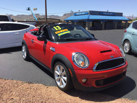 2013 MINI Roadster for sale at SPEND-LESS AUTO in Kingman AZ