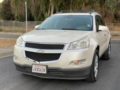 2012 Chevrolet Traverse for sale at ZaZa Motors in San Leandro CA