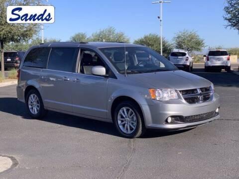 2019 Dodge Grand Caravan for sale at Sands Chevrolet in Surprise AZ