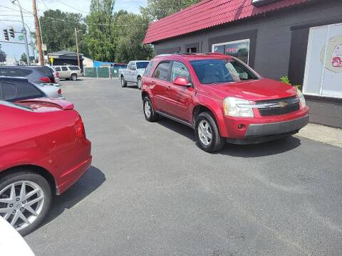 2006 Chevrolet Equinox for sale at Bonney Lake Used Cars in Puyallup WA
