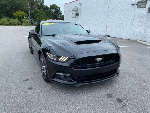 2016 Ford Mustang for sale at LUXURY AUTO MALL in Tampa FL