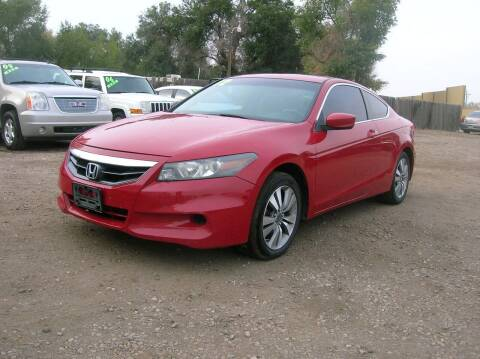 2012 Honda Accord for sale at HORSEPOWER AUTO BROKERS in Fort Collins CO