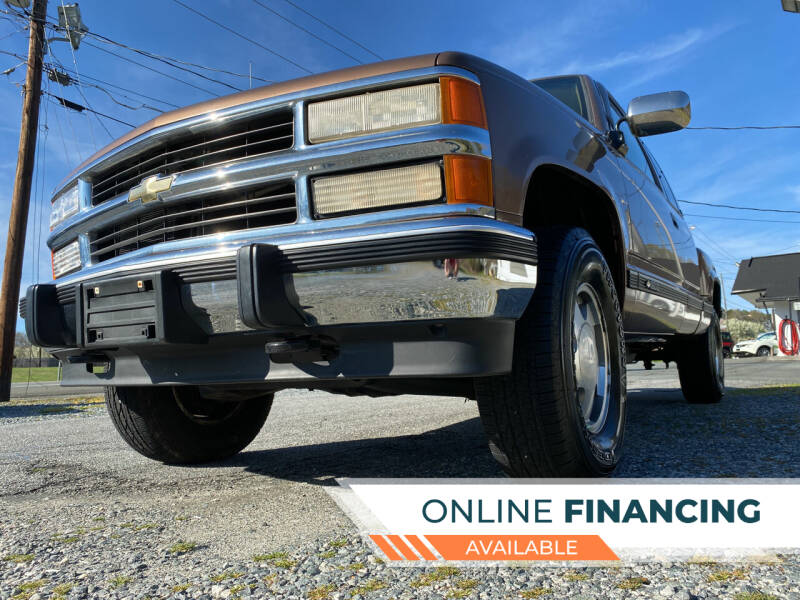 1994 Chevrolet C/K 1500 Series for sale at Prime One Inc in Walkertown NC
