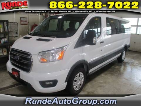 2020 Ford Transit Passenger for sale at Runde Chevrolet in East Dubuque IL