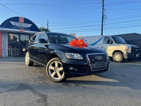 2012 Audi Q5 for sale at OTOCITY in Totowa NJ