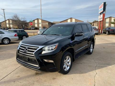 2015 Lexus GX 460 for sale at Car Gallery in Oklahoma City OK