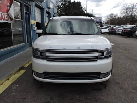 2013 Ford Flex for sale at Drive Auto Sales & Service, LLC. in North Charleston SC