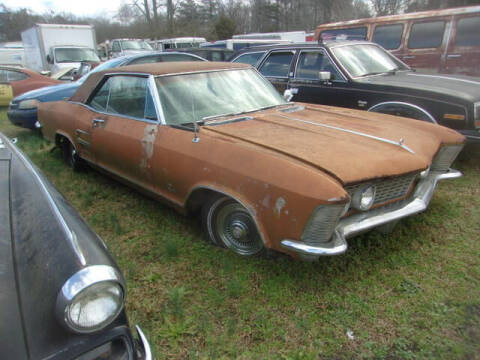 1963 Buick Riviera for sale at Classic Cars of South Carolina in Gray Court SC