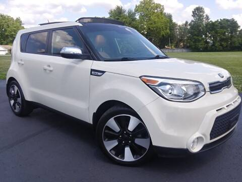 2015 Kia Soul for sale at Sinclair Auto Inc. in Pendleton IN