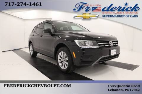 2019 Volkswagen Tiguan for sale at Lancaster Pre-Owned in Lancaster PA