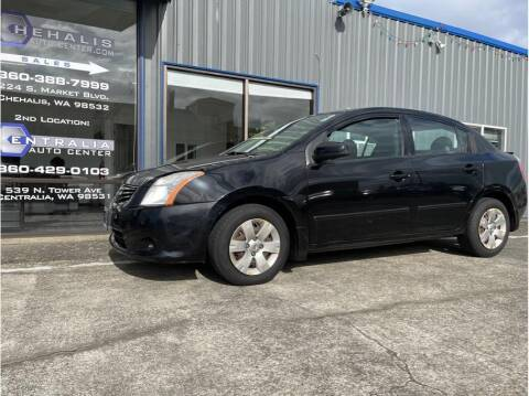 2011 Nissan Sentra for sale at Chehalis Auto Center in Chehalis WA