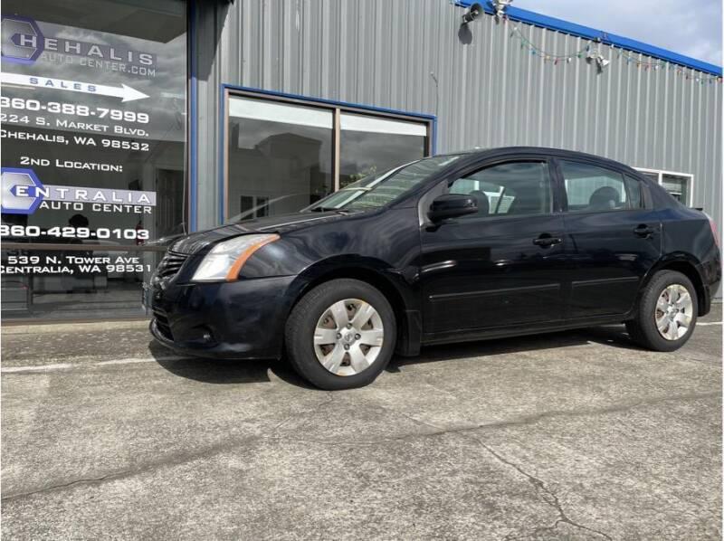 2011 Nissan Sentra for sale at Chehalis Auto Center in Chehalis WA