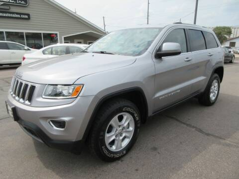 2015 Jeep Grand Cherokee for sale at Dam Auto Sales in Sioux City IA