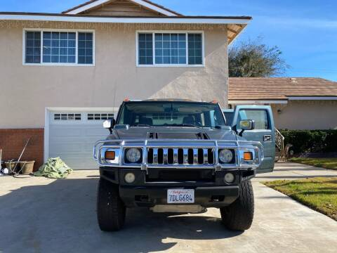 2005 HUMMER H2 SUT for sale at Carpower Trading Inc. in Anaheim CA