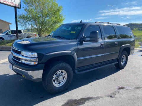 2006 Chevrolet Suburban for sale at Big Deal Auto Sales in Rapid City SD