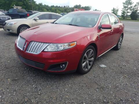 2010 Lincoln MKS for sale at Complete Auto Credit in Moyock NC