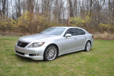 2010 Lexus LS 460 for sale at Or Best Offer Motorsports in Columbus OH