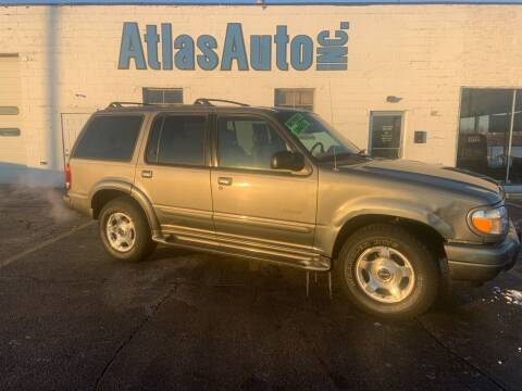 2000 Ford Explorer for sale at Atlas Auto in Rochelle IL
