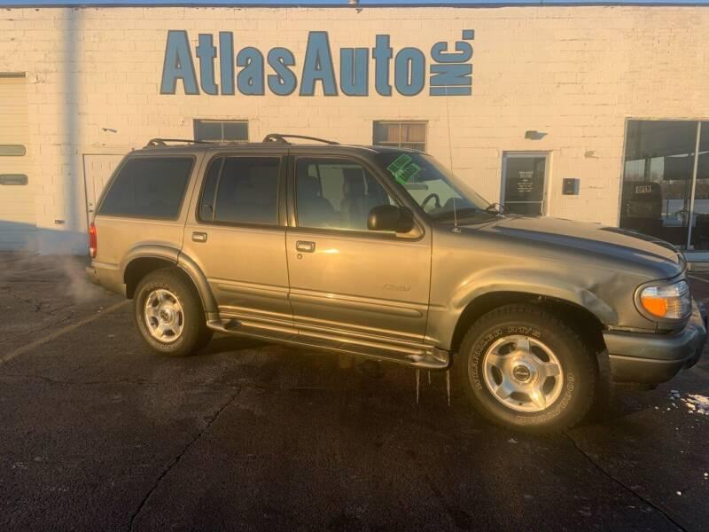 2000 Ford Explorer for sale at Atlas Auto in Rochelle IL