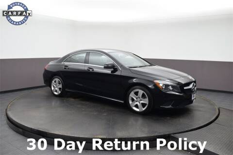 2015 Mercedes-Benz CLA for sale at M & I Imports in Highland Park IL