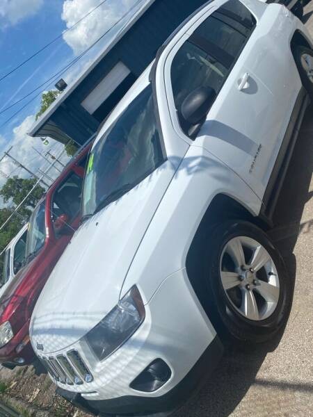 2014 Jeep Compass for sale at Car Barn of Springfield in Springfield MO