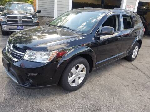 2012 Dodge Journey for sale at 1st Quality Auto in Milwaukee WI