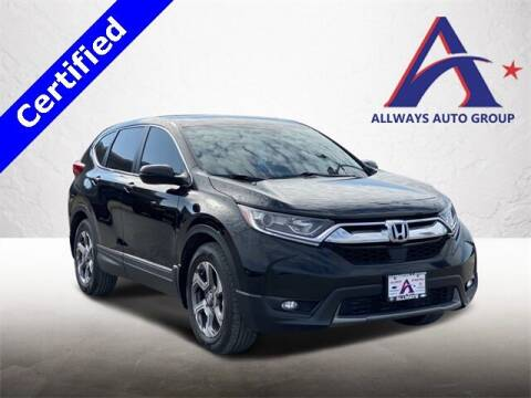 2018 Honda CR-V for sale at ATASCOSA CHRYSLER DODGE JEEP RAM in Pleasanton TX