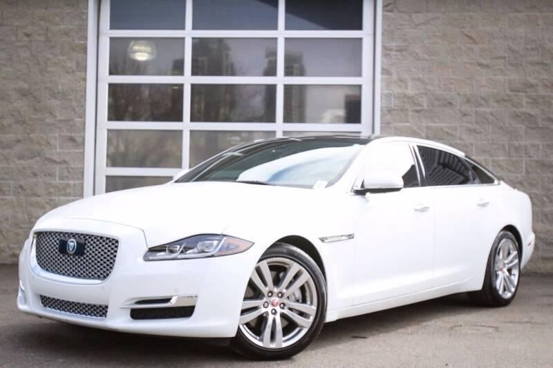 2017 Jaguar XJL for sale in Bellevue, WA