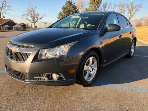 2013 Chevrolet Cruze for sale at DRIVE N BUY AUTO SALES in Ogden UT
