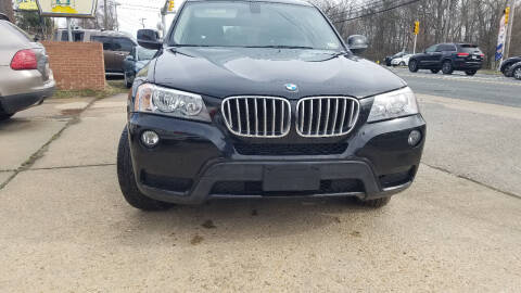 2013 BMW X3 for sale at PRESTIGE MOTORS in Fredericksburg VA