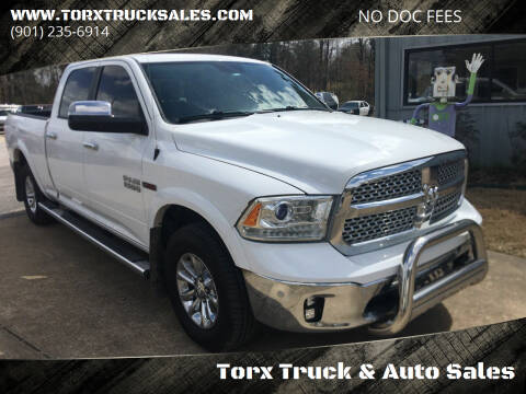 2015 RAM Ram Pickup 1500 for sale at Torx Truck & Auto Sales in Eads TN