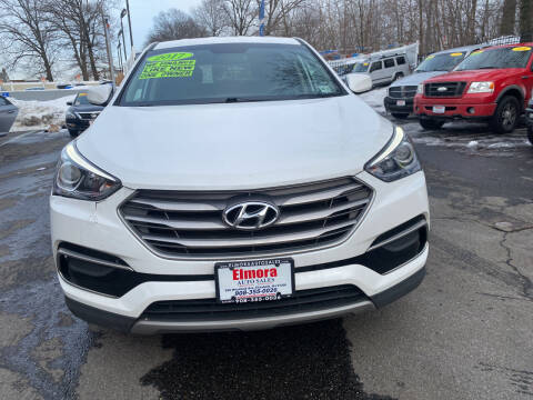 2017 Hyundai Santa Fe Sport for sale at Elmora Auto Sales in Elizabeth NJ