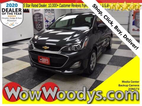 2020 Chevrolet Spark for sale at WOODY'S AUTOMOTIVE GROUP in Chillicothe MO